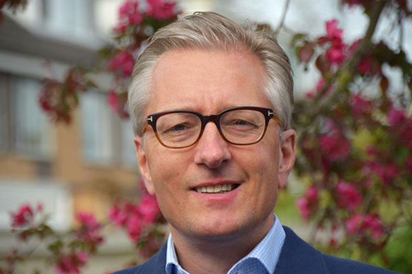 Dries Castelein, bevlogen expert in vastgoed en logistiek